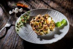 Ciuperci cu Pesto image