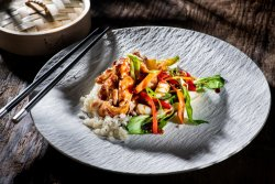Chicken Teriyaki Stir Fry image