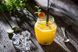 Fresh de portocale- 100% portocală proaspăt stoarsă  image