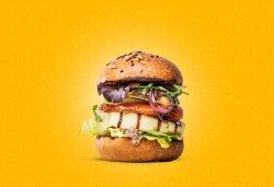 Halloumi Burger image
