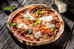 Pizza Misto Bosco image