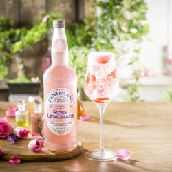 Fentimans Rose Lemonade image