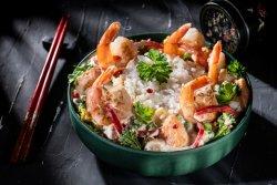 Shrimp Coconut Curry image