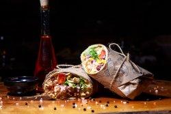 Vegan burrito image