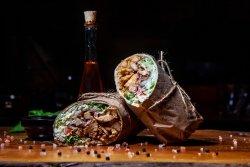 Gyros burrito image