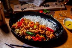 Kung Pao vegan image