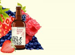 Old Mout Summer Berries 500ml image
