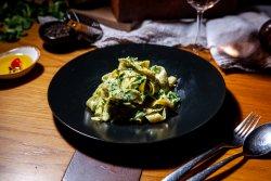 Spinaci e gorgonzola image