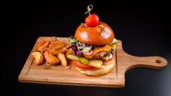 Burger Big Devil image