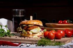 Burger vegetarian