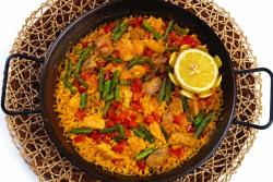 20% reducere: Paella valenciana (cu carne de pui) image