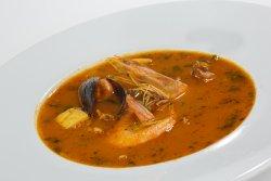 Supă cu fructe de mare (Mariscos) - pentru 2 persoane image