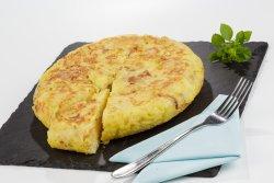 Tortilla española image