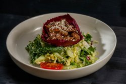 Beef teriyaki salad (Gust Autentic) 350g image