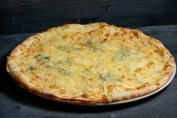 Pizza quattro formaggi 500g image