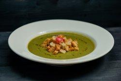 Zucchini & Broccoli cream soup 350ml image