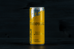Red Bull - tropical edition 250ml image