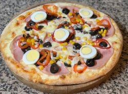 Pizza Mimoza image