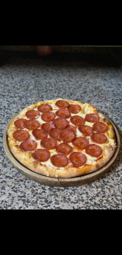 Pizza Talpă iute image
