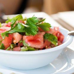 Salată de roșii image