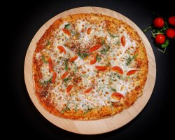 Pizza Margherita e Rucola