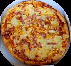 Pizza Afumicata image