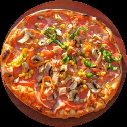 Pizza al Capone image