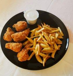 Meniu Spicy Chicken Wings image