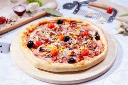 Pizza Cupidon cu bordură de brânză Mare image