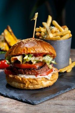 Better Burger (vegan) image