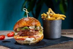 Happy Ending Burger image