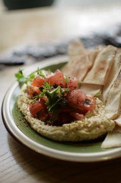 Hummus cu ghimbir (vegan) image
