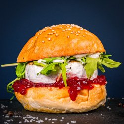 Berry Burger image