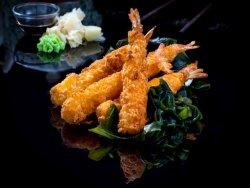 Creveți tempura image