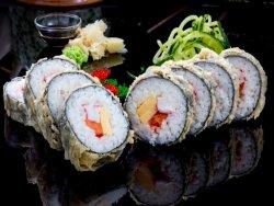 Futomaki Tempura Roll image