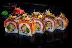 Nori Tuna & Salmon roll image