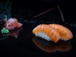 Sake Nigiri (Somon) image