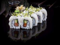 Sake Roll image