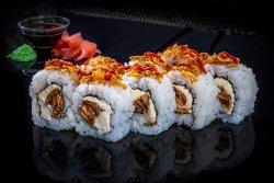 Spicy Teriyaki roll image