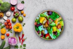 Healthylicious Salad image