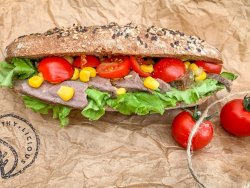 Beef Sandwich image