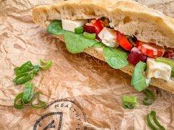 Mediterranean Sandwich image