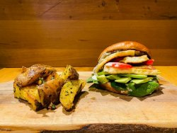 20% reducere: Halloumi Sandwich image