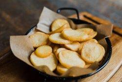 Dollar chips potatoes  image