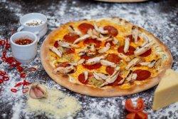 Pizza BBC