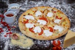 Pizza cu pui