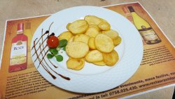 Cartofi prăjiți rondele