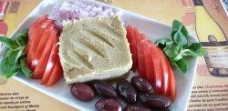 Salată de vinete cu ceapă