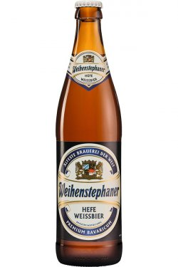 Weihenstephaner 500 ml. image