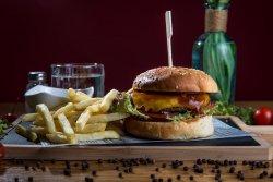 California Burger image